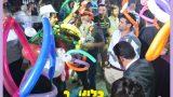בלונים לרחבת הריקודים - המון חיות ודמויות