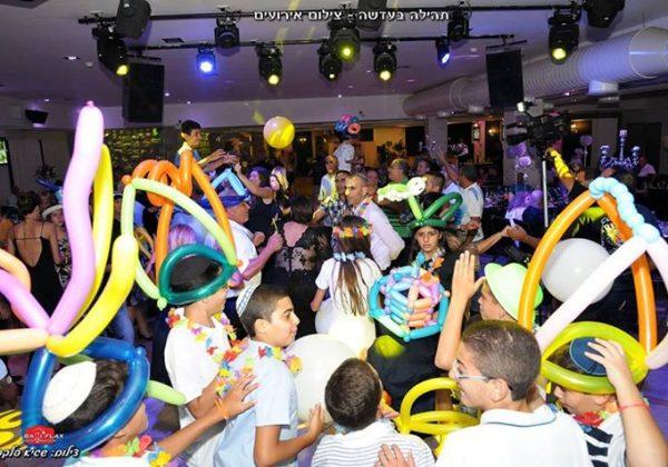 אטרקציה לריקודים – אירוע חברה
