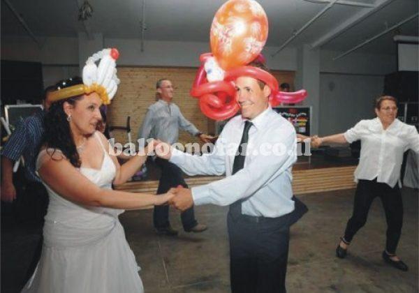 חתונה של לירז ומשה