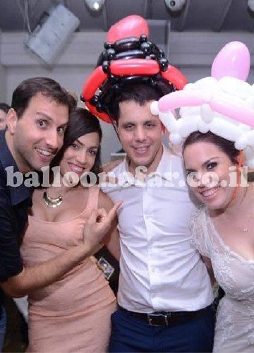 המלצה לחתונה – צוות: נופר ומיכאל