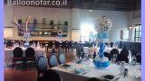 מרכז שולחן בלונים בר מצווה מיוחד