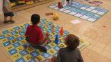 משחקי ענק - סולמות וחבלים