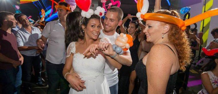 החתונה של שירן ויואב